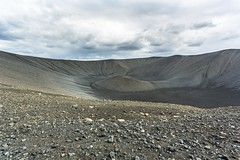 Hverfjall (Einar Schioth) Tags: sky cloud nature clouds canon landscape photo iceland day outdoor ngc picture crater sland nationalgeographic hverfjall myvatnssveit einarschioth