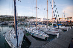 sails down (WITHIN the FRAME Photography(5 Million views tha) Tags: yachts marina harbour jetty moored wide westcoast travels southafrica tourism eos6d 1635mmlens hdr transportation