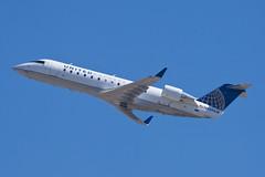 United Express (SkyWest Airlines) Bombardier CRJ-200ER N939SW (jbp274) Tags: airport airplanes oo ont crj bombardier skywest kont unitedexpress