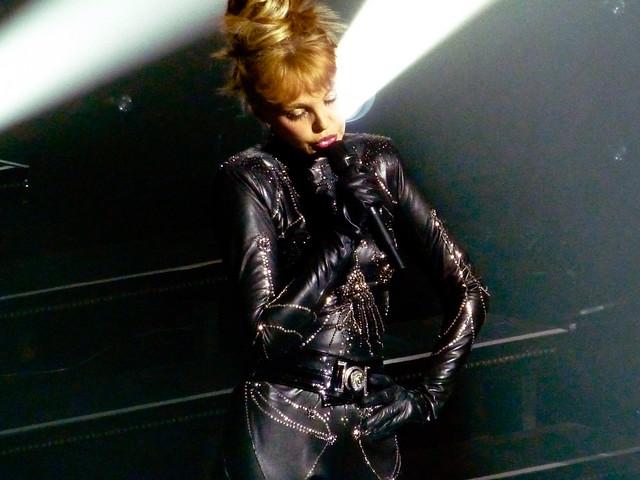 Arielle Dombasle - Diva Tour - Théâtre du Châtelet, Paris (2012)