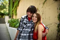 kaela & derek (Cynthia Singen) Tags: couple love adorable happy people portrait