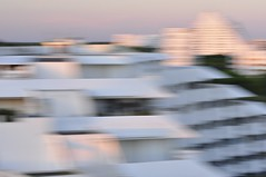"0911 ""Ziggurats of Babylon"" (ipon1) Tags: lagrandemotte southoffrance babylon stationbalnaire unittouristiquedelagrandemotte sunset sunrise hrault motionblur goldenhour abstrait minimalism abstract"
