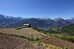 Val d'Aosta - Valle Centrale: nuova Thouraz (mariagraziaschiapparelli) Tags: valdaosta aosta thouraz montagna mountain camminata escursionismo allegrisinasceosidiventa