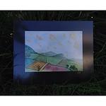 / New Morning   By HeavenSky 3/2001   #newmorning #watercolor #watercolorpainting  by #HeavenSky #artist from #feldkirch #vorarlberg #austria #koblach #igerskoblach #igersvorarlberg #HeavenSkyPopArtica #popart #love #paintings