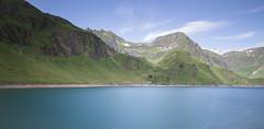 Ritom, Val Piora (vit') Tags: lake switzerland alps long exposure mountain nd filter canon 6d 24105 landscape light colors nature mountains