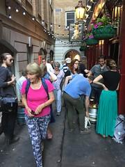 Chalfonts U3A - London Walk - 18 July 2016