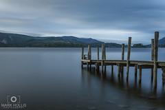 Ashness Jetty, Derwent Water, Lake District (Mark Hollis Photography) Tags: ashness jetty derwent water lake district nikon d7100 long exposure manfrotto tripod lee filters big stopper