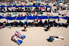 (LaespiraldeJosephK) Tags: santander elsardinero playa beach sea verano summer cantabria street