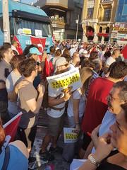 24 Temmuz 2016 Taksim CHP (C. Cengiz evik) Tags: taksim laiklik atatrk chp democracy