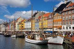 Copenhagen, Denmark (redmanian) Tags: nyhavn new harbour copenhagen denmark