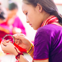 Photo of the Day (Peace Gospel) Tags: girl girls woman women trafficking survivor survivors brave courageous beautiful beauty lovely loved light handmade crafts craftsmanship fashion accessories bracelets jewelry beaded beads peace peaceful hope hopeful empowerment empowered empower courage bracelet