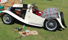 MG Roadster (David Russell UK) Tags: mg roadster car vehicle convertable classic vintage british preserved baston blitz 2016 lincolnshire motor motorcar