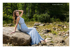Anna - Quabbin Photoshoot (Peter Camyre) Tags: anna lusnia peter camyre quabbin reservoir photoshoot outdoor summer beautiful flickr model pose posing portrait ef2470mmf28liiusm