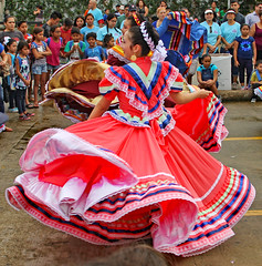 Dancers (Ellsasha) Tags: dancers mexican foundations pinks dances mexico infinitexposure