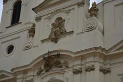 A bazilika homlokzata / Facade of the Basilica (rdwr) Tags: zirc bazilika cistercians ciszterci cisztercita basilica