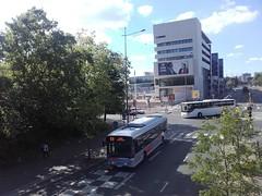 Lacroix rseau Valoise GX 337 hyb EA-878-NX (95) n1024 & Vexin Bus Setra S 415 H AR-712-ML (95) n2201 (couvrat.sylvain) Tags: bus autobus autocar car setra heuliez heuliezbus gx 337 gx337 hybride s415h s 415 h vexin lacroix valoise cergyprfecture beauchamp