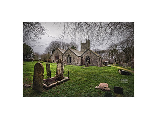 Gwinear Churchyard