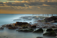 Avalon Pool (JimScottAU) Tags: seascape pool sunrise australia newsouthwales avalonbeach