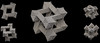 """Twisted Diamond Cube <a style=""""margin-left:10px; font-size:0.8em;"""" href=""""http://www.flickr.com/photos/99711486@N03/16256816963/"""" target=""""_blank"""">@flickr</a>"""