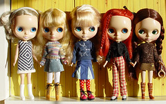 Dolly Shelf Sunday