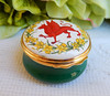 Halcyon Days Hand Painted Enamel Trinket Box England English Prophesy Red Dragon (Donna's Collectables) Tags: england dragon handpainted enamel halcyondays