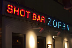 Neon sign - Shot Bar ZORABA (DigiPub) Tags: ed neon chinatown editorial onsale gettyimages   shotbar   m20150313 o20150321 543686079 zoraba
