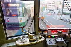 Hiroden (sindrevh) Tags: japan tram hiroshima streetcar hiroden