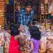 Snacks Vendor, Mumbai