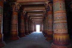 Atlas Studios, Ouarzazate, Morocco (JohntheFinn) Tags: africa film movie northafrica perspective oasis morocco maroc maghreb ouarzazate marokko afrique elokuva highatlas afrikka perspektiivi pohjoisafrikka elokuvastudio