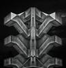 Escheresque Monument (LeWelsch Photo) Tags: blackandwhite bw industry monument stairs concrete switzerland blackwhite stairway treppe bern escher bnw zone beton escheresque koeniz lewelsch a6000 sel55210 mirroded