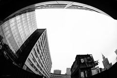 Hole (Daniel Kulinski) Tags: photography europe image daniel creative picture samsung poland demolition fisheye warsaw reality 1977 warszawa photograhy distort 10mm nx pruszków mazowieckie sezam nx1 kulinski samsungnx samsungimaging danielkulinski samsungnx10mmf35 samsungnx1 samsung10mm nx10mm