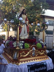 2015 Good Friday Procession. Cautivo / Arrest of Christ / Ang Pagdakip Kay Hesus. Muling Pagkabuhay Parish Meycauayan Bulacan (benedictvillas) Tags: christ good jesus kay holy workshop week procession ang friday arrest hesus cautivo vecin pagdakip