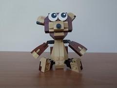 LEGO 31019 LEGO CREATOR 3 IN 1 Forest Animals Teddy Bear (3/3) (Totobricks) Tags: bear 3 animals forest 1 lego teddy creator 31019