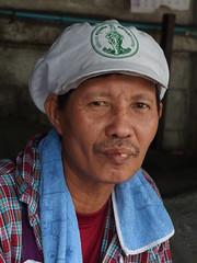 Khlong Toey (seemabmiah) Tags: man bangkok slum toey khlong