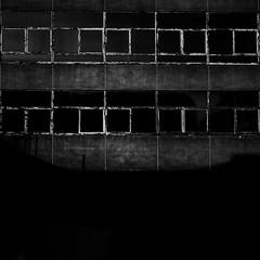 Demolition Gateway (1) (No Great Hurry) Tags: uk england urban blackandwhite bw abstract building london art monochrome architecture dark square mono photo blackwhite 60s darkness image capital officebuilding landmark monotone monochromatic demolition photographic structure architectural urbanart squareformat cube unwanted 1960s amateur photoart demolished tone 1000 squared sixties biancoenero finchley 1000views officeblock ngh n3 northlondon mirroredwindows metalframes amateurphotographer noireblanc gatewayhouse cmwdblackwhite robinbarr metalframedwindows archistract nogreathurry constructuralart robinmauricebarr robinmauricebarralsoknownasnogreathurry