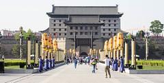 Une des portes de Xi'an