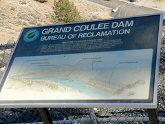 027-01 USA, Washington, Grand Coulee Dam Information Plaque (Aristotle13) Tags: dam columbiariver wa grandcoulee washingtonstate 2007 usavacation