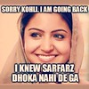 Poor anushka sharma :p #indvsaus #cwc15