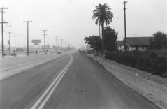 Bolsa Ave., Aug. 1962 (Orange County Archives) Tags: california history westminster gasstation historical southerncalifornia orangecounty bolsa orangecountyarchives orangecountyhistory speedeemart wilshireoil