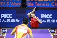 QOROS 2015 World Table Tennis Championships,26 Apr 2015 - 03 May 2015, Suzhou, CHN (ittfworld) Tags: world sport ball championship shanghai emotion action young tennis tabletennis junior championships chine