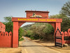 "Entrance to Ranthambore <a style=""margin-left:10px; font-size:0.8em;"" href=""http://www.flickr.com/photos/41134504@N00/17183502565/"" target=""_blank"">@flickr</a>"