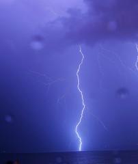 DSC03638 (sylviamay1963) Tags: newcastle lightning storms thunder lightningbolt barbeach australianstorms sonya58