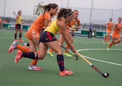27160500 (roel.ubels) Tags: holland hockey sport spain nederland hc spanje oranje jong fieldhockey houten 2016 oefenwedstrijd topsport