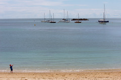 IMG_3754_edited-1 (Lofty1965) Tags: yacht boat beach sea porthcressa ios islesofscilly