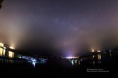 () Tags: canon 1dx tokina1017mmfisheyedx fisheye     star startails  milkyway sunmoonlake     night nightview nightimage   longexposure