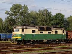 130 027-6 (MarSt44) Tags: skoda koda 130 1300276 petrovice d ceske drahy kolej czech repuplic railway train czeska cargo 027 0276