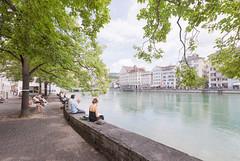 Schipfe - Zurich - Switzerland (Nonac_eos) Tags: grossmster summer zurich holyday ef1635f28lii summertime oldtown manualexposureblending city luminositymask exposureblending canon6d noon nonaceos