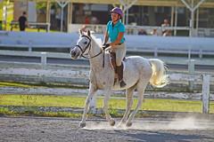 IMG_2571 (SJH Foto) Tags: horse show hunter jumper class girls teenage teen riders action shot tweens