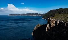 Cape Pillar looking Southwest (phil hirst) Tags: capepillar tasmania australia au pentaxk1 tasmanpeninsula threecapestrack