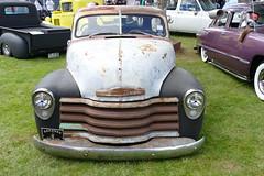 1951 GMC 3100 (bballchico) Tags: 1951 gmc 3100 pickuptruck roadmencc jasonpoukkula billetproof 206 washingtonstate roadmencarclub roadmenwashington